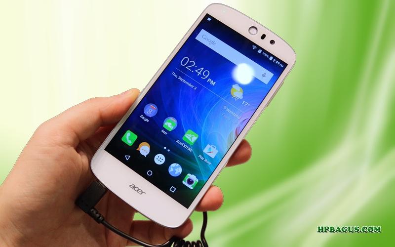 Spesifikasi dan Harga Acer Liquid Z530 Android