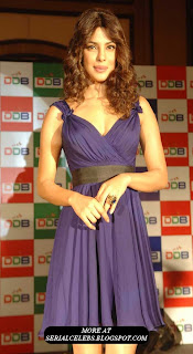 Priyanka Chopra at DDB launch