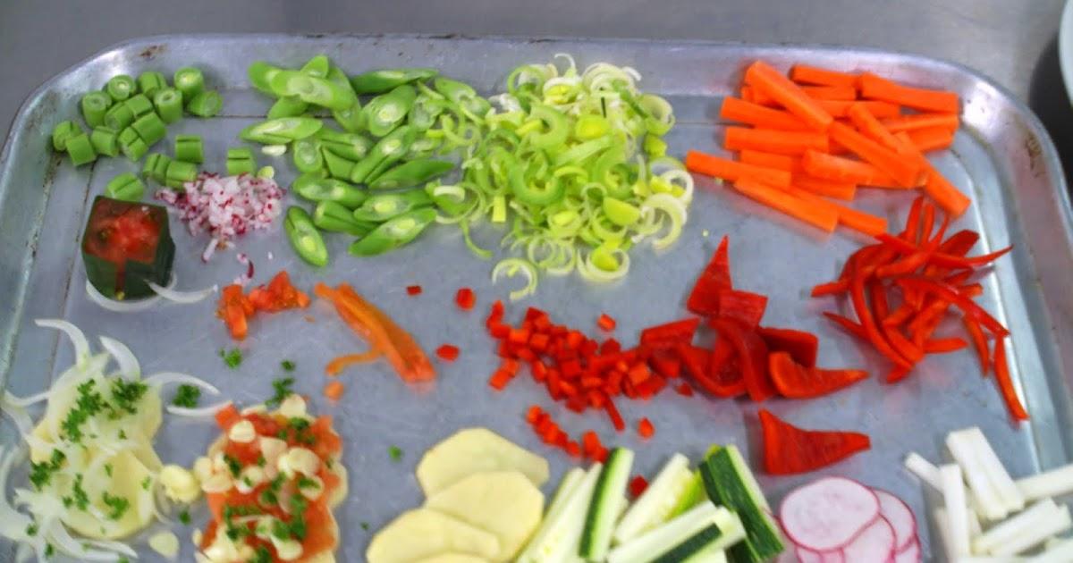 Eculinariae tipos de cortes usados en la cocina for Cortes de verduras gastronomia pdf