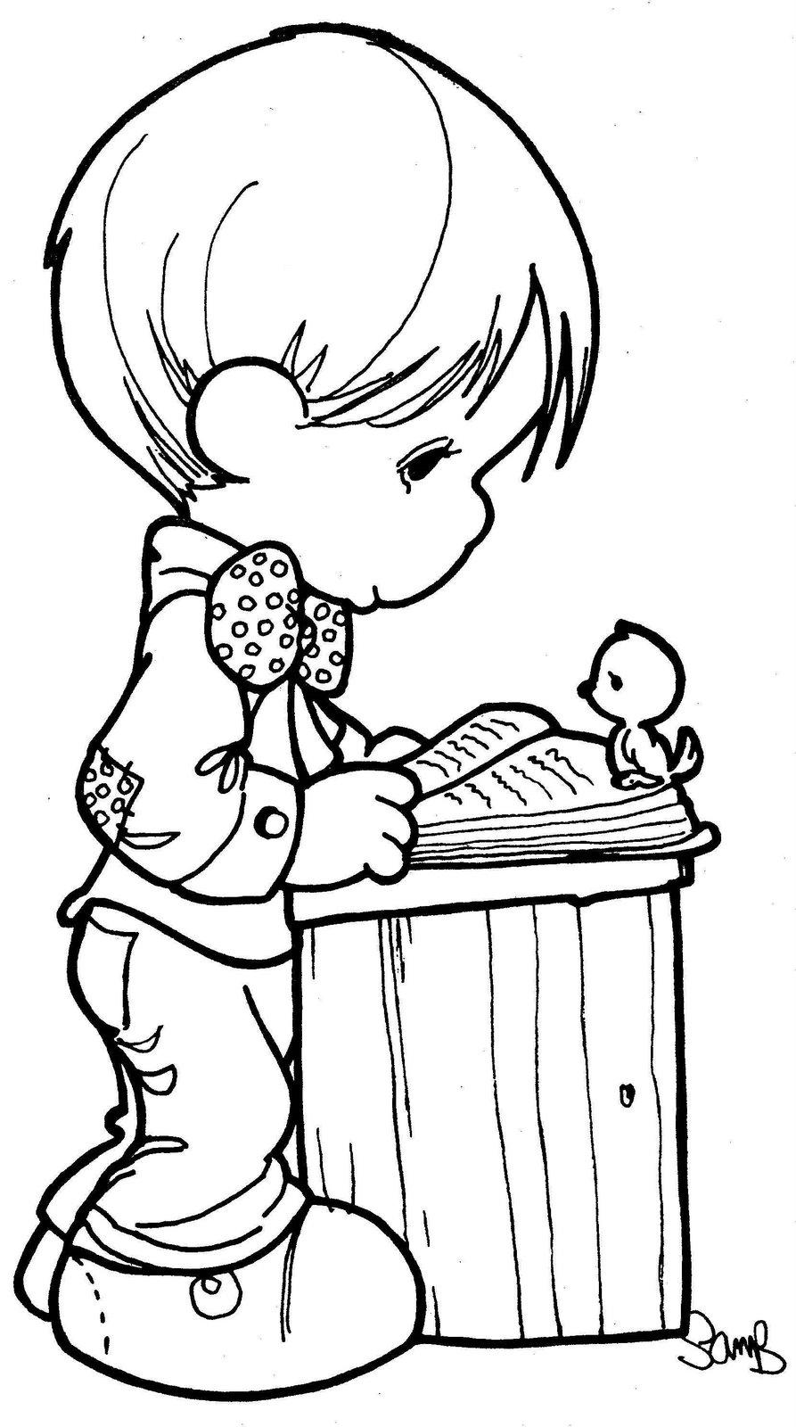 Pinto dibujos del d a del maestro for Laminas infantiles para imprimir