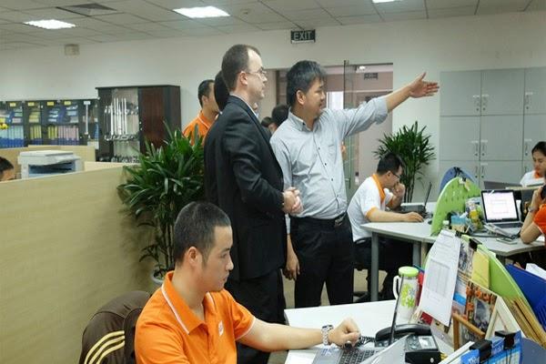 Cuộc Gặp Gỡ Giữa Hai Lãnh Đạo Microsoft Và FPT 3
