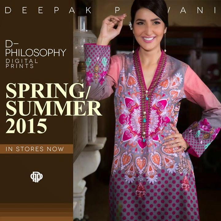 Deepak Perwani Spring Summer Dresses