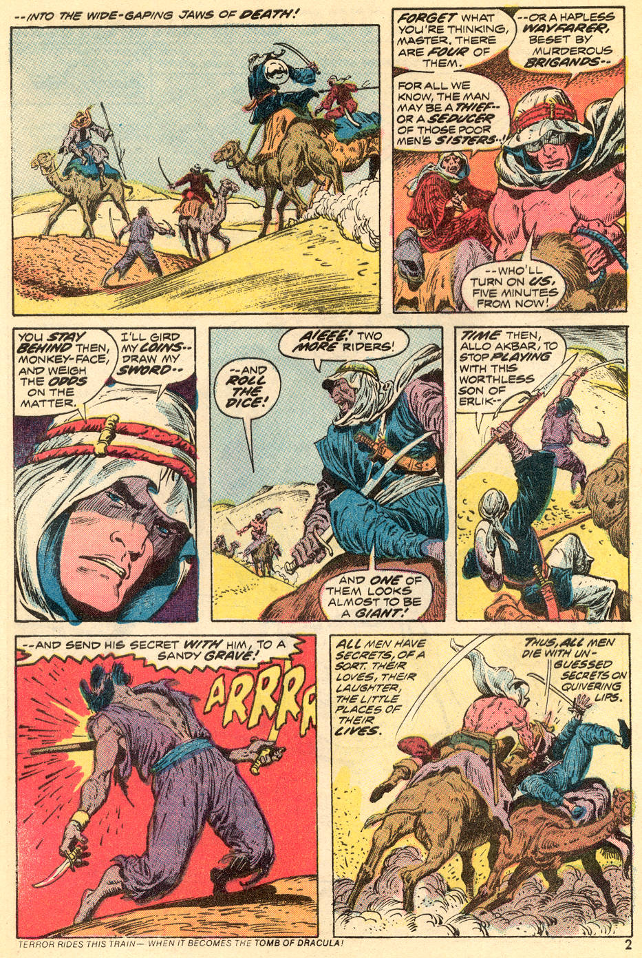 Conan the Barbarian (1970) Issue #35 #47 - English 3