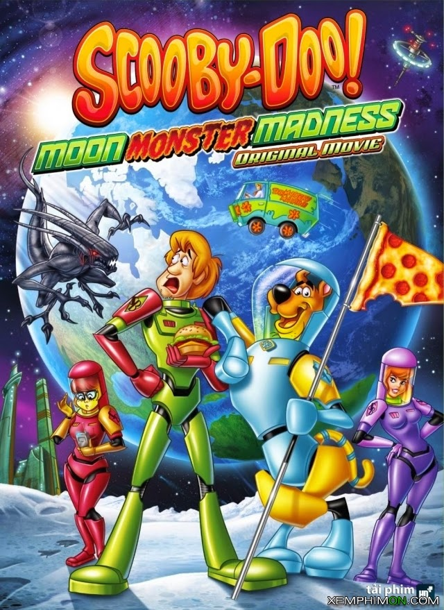 Scooby-Doo: Quái Vật Mặt Trăng Madness