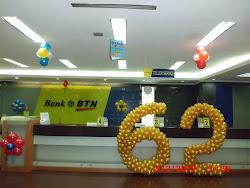 Dekorasi BANK BTN BEKASI