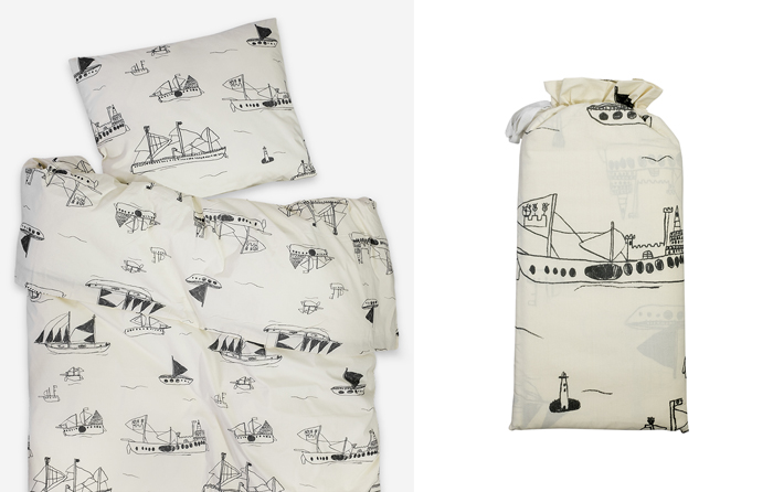 see inspired bedding collection from fine little day