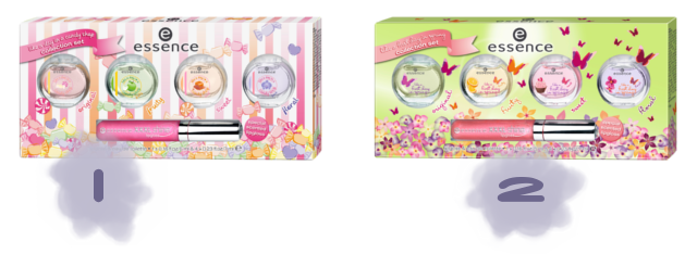 Preview - essence Collection Sets - limitierte Kollektion (LE) - März 2014