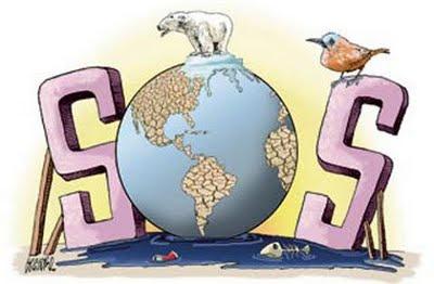SOS Planeta Tierra