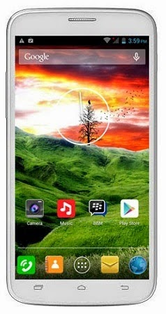 Evercoss A7Z Zeus Android Phone Murah Rp 1 Jutaan