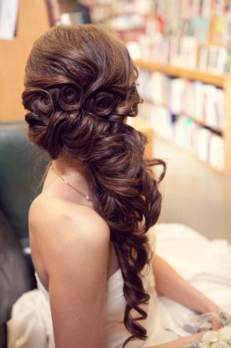 Hair And Make Up By Steph How To Choose Your Wedding Hairstyle