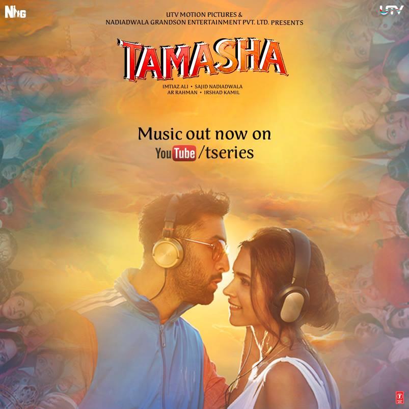 tamasha songs free  mp3 320kbps