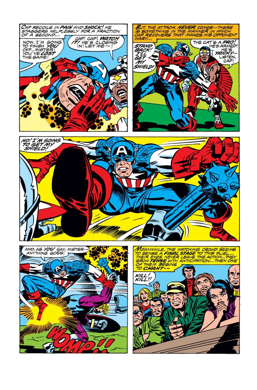 Captain America (1968) Issue #197 #111 - English 4