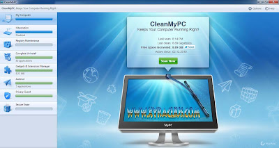 Free Download Software CleanMyPC