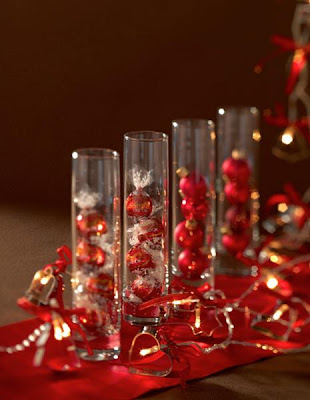 Petits grans artistes detalls nadalencs a les nostres - Adornar mesa de navidad ...