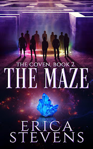 The Maze (The Coven, Book 2) is now available!