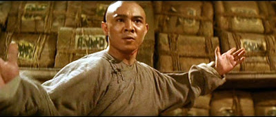Jet Li in Once Upon a Time in China Part 2