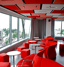 Plafondwand solo plafondeilanden van - Kleur associatie ...
