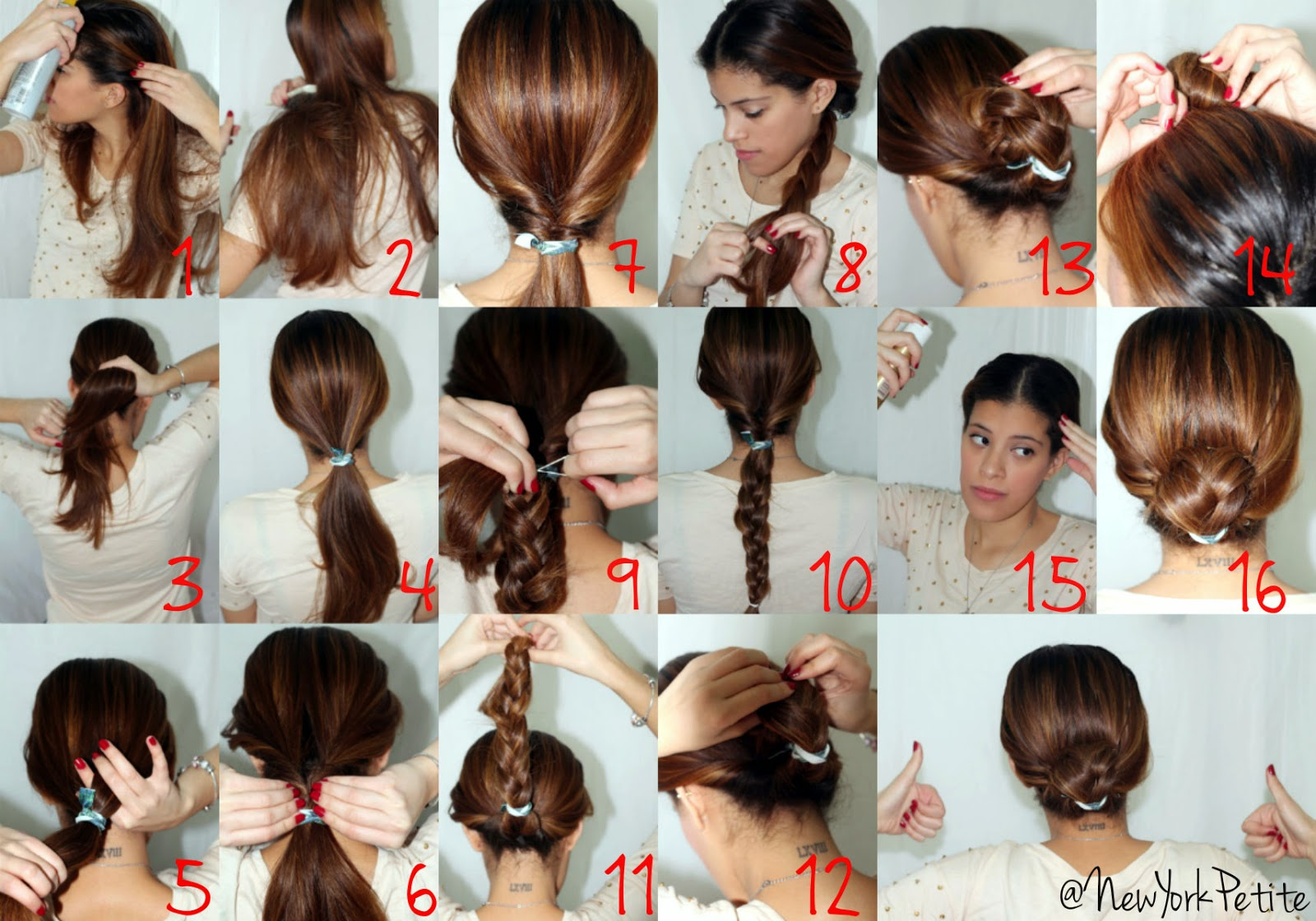 diy, tutorial, hair tutorial, beauty, hair, bun, braid, messy bun, messy braided bun, casual, formal, fashion, fashion blogger,blogger, easy, fun, pinterest, how to, new, new blogger, newbloggers, women, woman, hair style, style