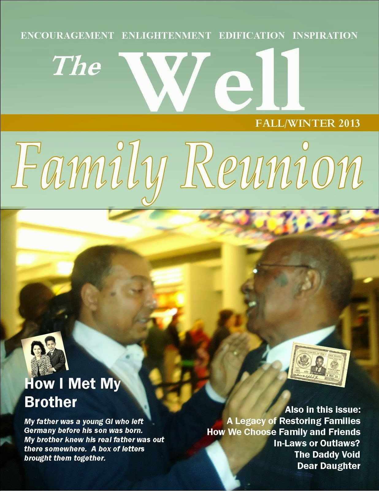 The Well Magazine Fall/Winter 2013