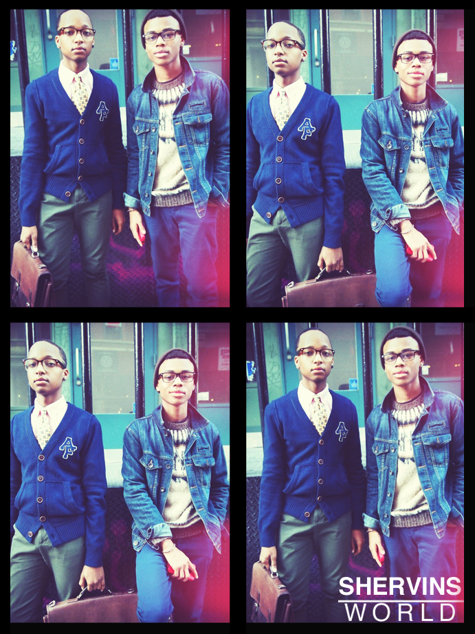 hipster boys, nyc street fashion, shervin nassi