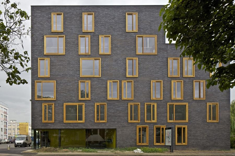 A f a s i a fres architectes for Fres architectes