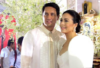Sweet couple Marco and Emily played by Richard Gomez and Dawn Zulueta