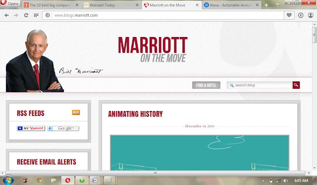 blog marriot hotel