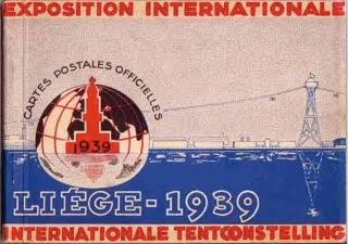 L'expo de Liège en 1939