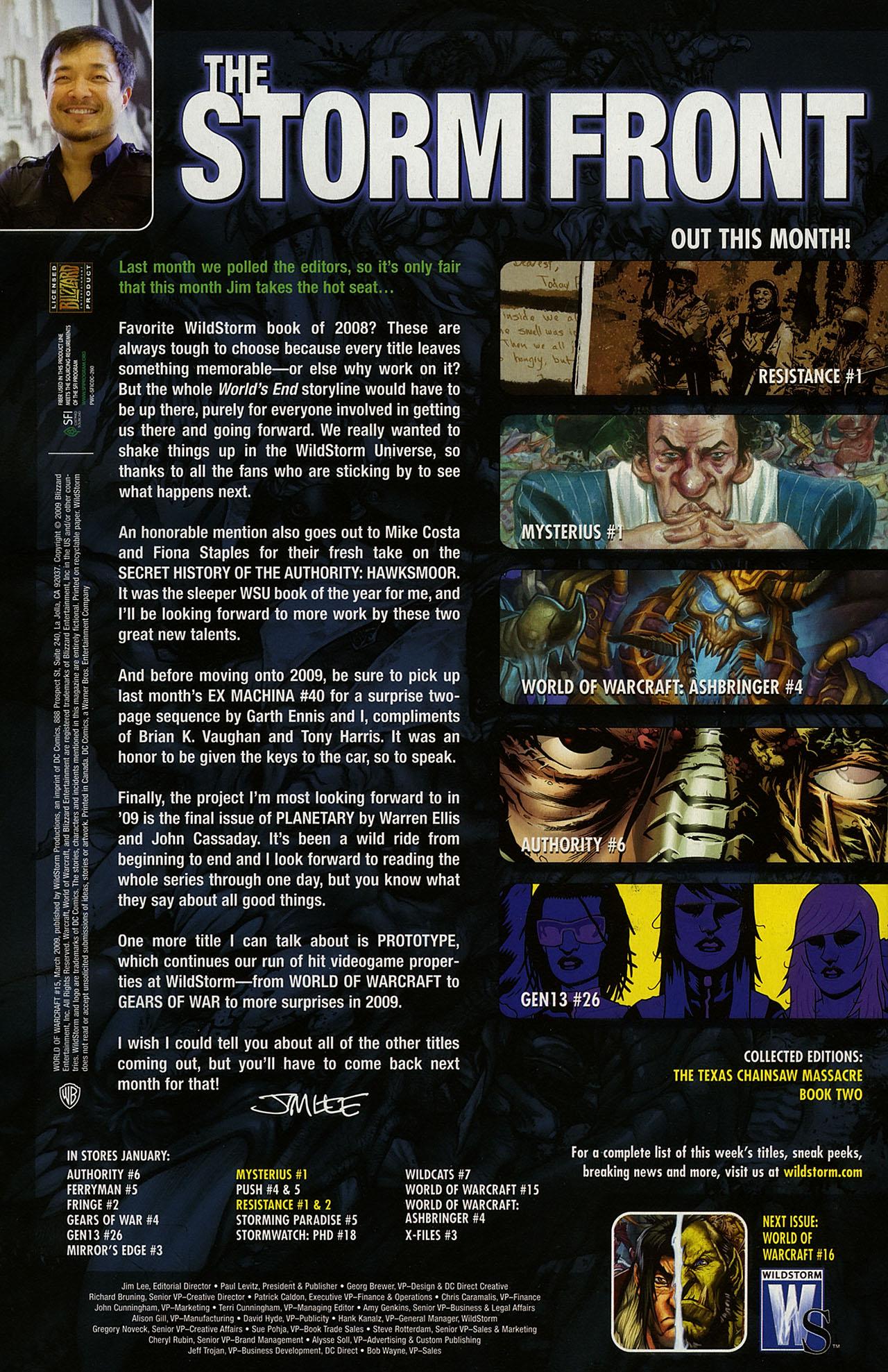 World of Warcraft 15 Page 22