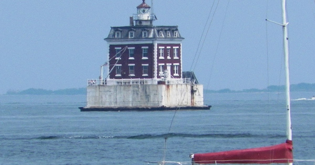 New London To Block Island Distance