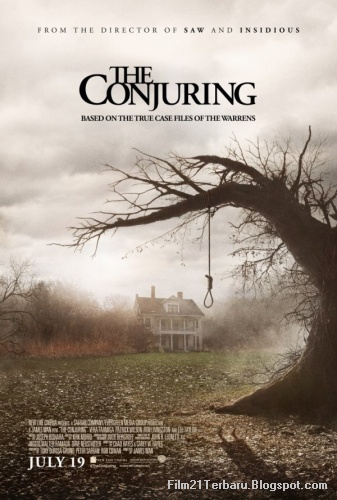 The Conjuring Bioskop 2013