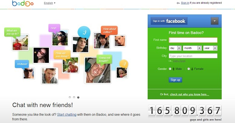free dating site like badoo entrar