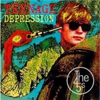 "THE 45s - ""Teenage Depression EP"""