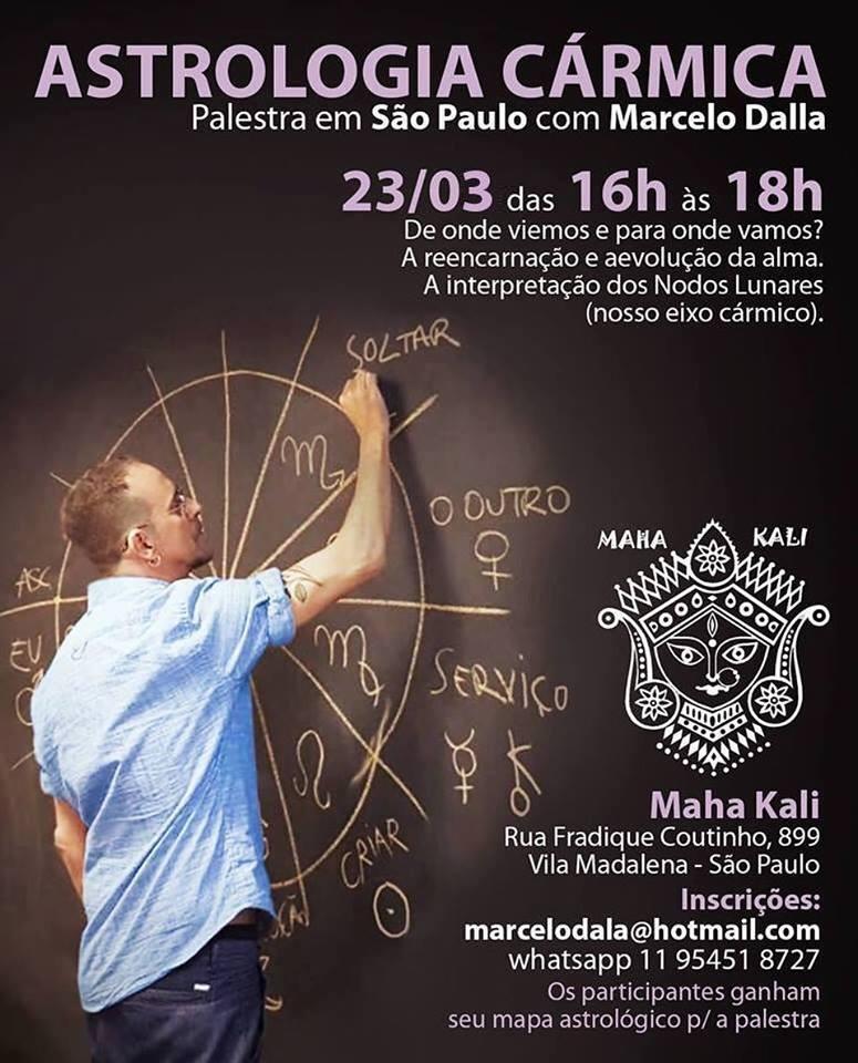 Palestra em São Paulo