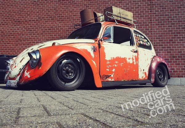 Modified VW Beetle 1970 Pictures