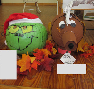 First Grade Fairytales October Love Cool Pumpkins A