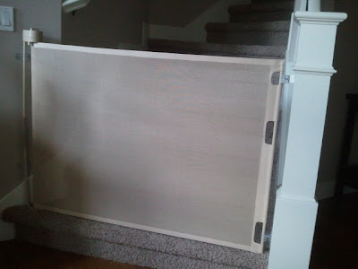 This That And Life Want A Stylish Baby Pet Gate Check