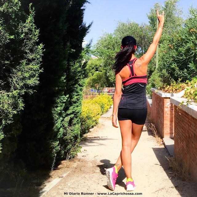 Mi Diario Runner, La Caprichossa, blog de moda, running