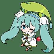 Hatsune Miku SNOW MIKU Collection