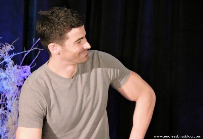 matt cohen at supernatural con in houston 2015