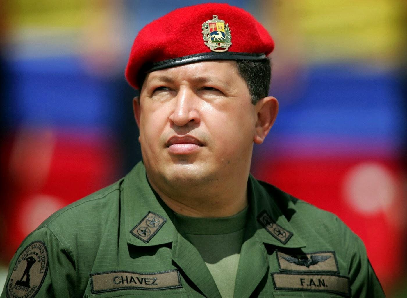 Comandante Hugo Chavez Frías