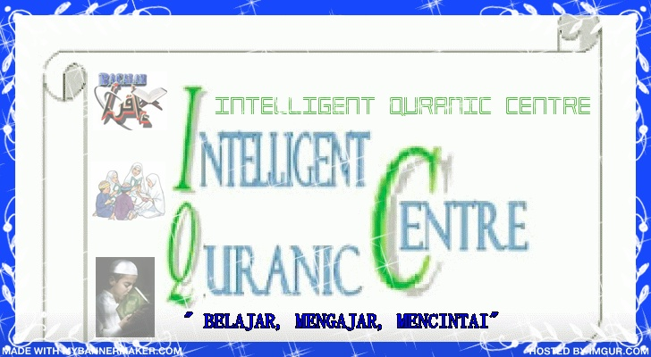 INTELLIGENT QURANIC CENTRE