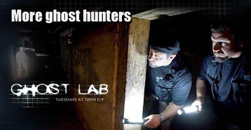 Những cuộc săn hồn ma của nhóm làm phim kênh Discovery