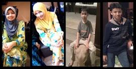 MamaNadia & MamaIra & PakLangHaziq & Pak Ucu Thaqif Zara