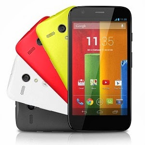 Smartphone Moto G