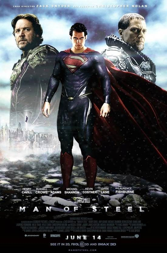 O Homem de Aço (Man of Steel) (2013) BDRip e BluRay   Torrent   Baixar via Torrent