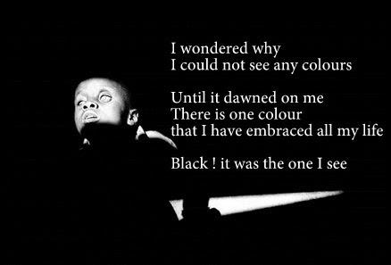 blind poem