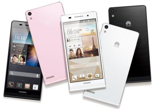 Design sottile e peso contenuto per il nuovo smartphone dual sim di Huawei