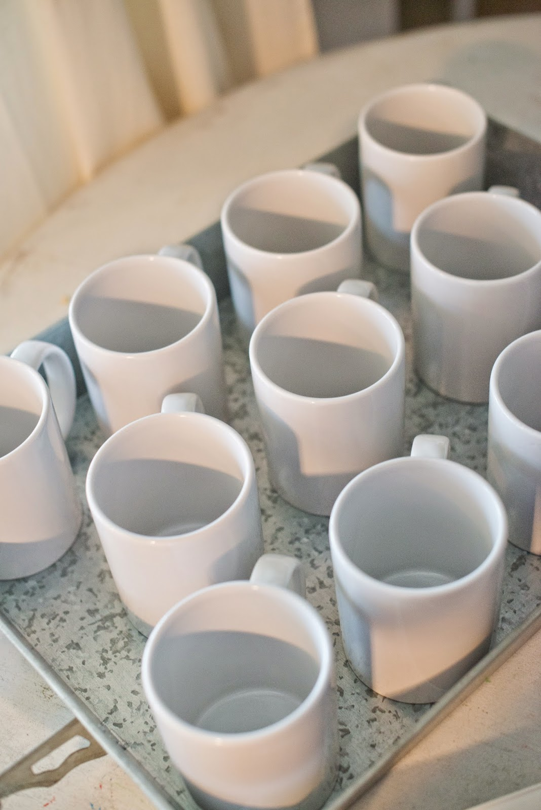 Domestic fashionista diy marbled nail polish coffee mugs for this project you will need ceramic white coffee mugs nail polish and a deep enough bowl to drop the coffee mugs in and perhaps one you dont mind solutioingenieria Images