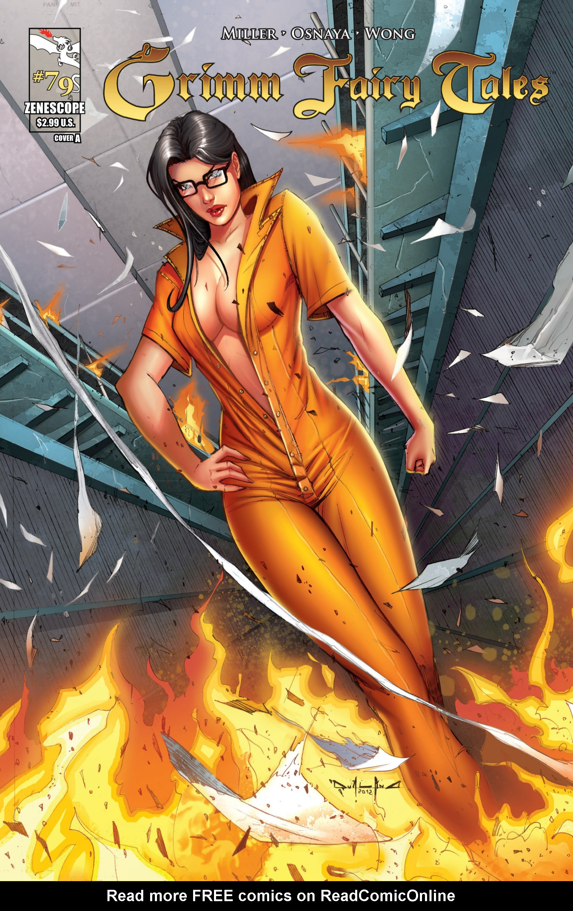 Grimm Fairy Tales (2005) Issue #79 #82 - English 1